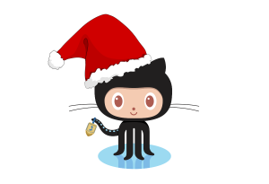 holiday-octocat