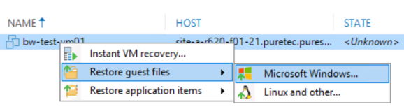 veeam-recovery-options